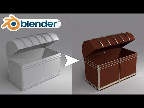 MATERIALS For Absolute Beginners - Blender Tutorial