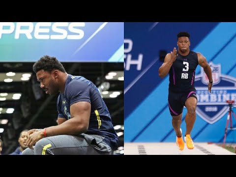 Every NFL Combine Record/Moment ||ᴴᴰ