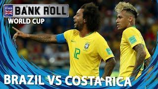 Brazil vs Costa Rica | World Cup 2018 | Match Predictions
