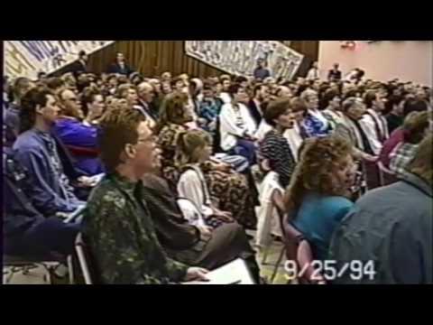 Regina CofC Music 1994