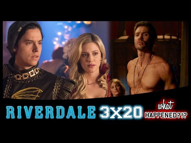 RIVERDALE 3x20 Recap: Worst Prom Night Ever? - 3x21 Promo