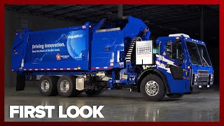 GAME-CHANGER: Mack's all-electric garbage truck is the future