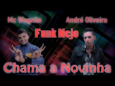 Funk nejo Lançamento 2014 - Chama a Novinha (André Oliveira e Mc Wagnão)