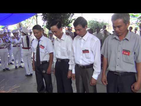 Lễ tang cụ Nguyễn Thị Thảo Xã Vĩnh An Huyện Vĩnh Bảo