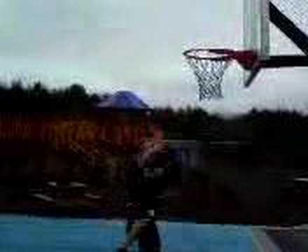 scott williams dunk 3
