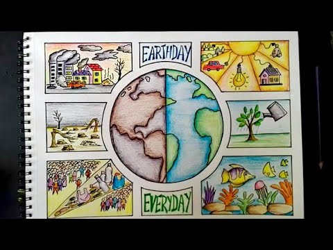 environment day poster competition