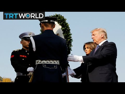 Trump in Asia: Trump visits Seoul amid tensions with North