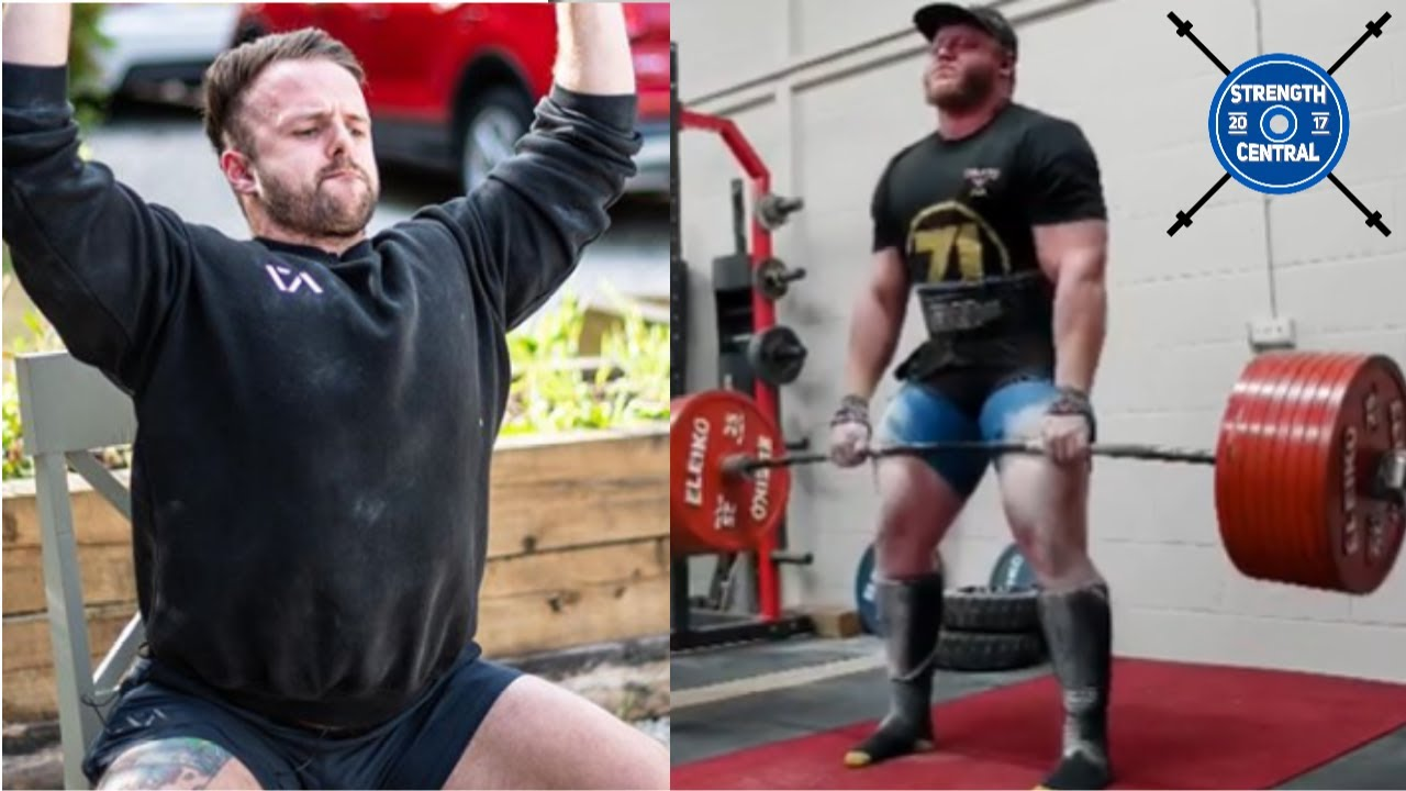 LOTW (July 2020) - Luke Richardson Pulls 937 lbs For Reps, Owen Hubbard 4 Plate Bench... For 12 Reps