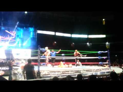 Lucha Libre à Mexico CIty - Arena Mexico