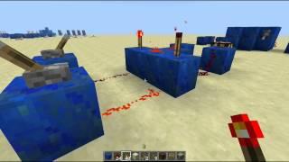 [Minecraft] Redstone-Tutorium: Logik-Gatter + Taschenrechner