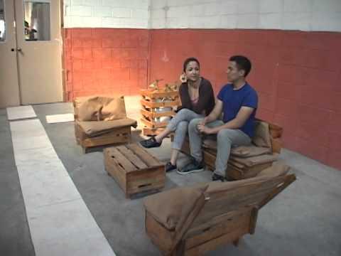 Itca tutorial instalaci n de muebles de sala en espacios for Salas para espacios pequenos