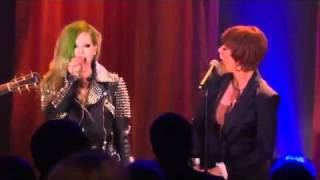 Pat Benatar & Avril Lavigne Love is a battlefield