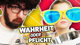 Lulu vs. Papa - WAHRHEIT ODER PFLICHT? Lulu & Leon - Family and Fun