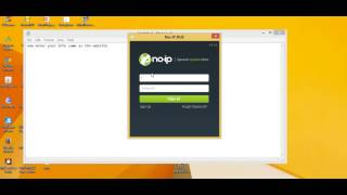 How to Host web site server from home PC using Apache
