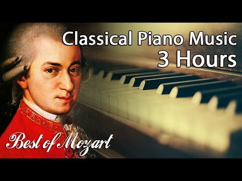 Mozart Piano Study Music Playlist | Classical Music Studying, Concentration, Relaxation, Reading