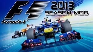 F1 2013 - Gameplay [Deutsch] [HD] [F1 2012 Season Mod]