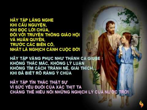 Thanh Giuse Day Song Nghich Canh Cuoc Doi (19/3/2009)