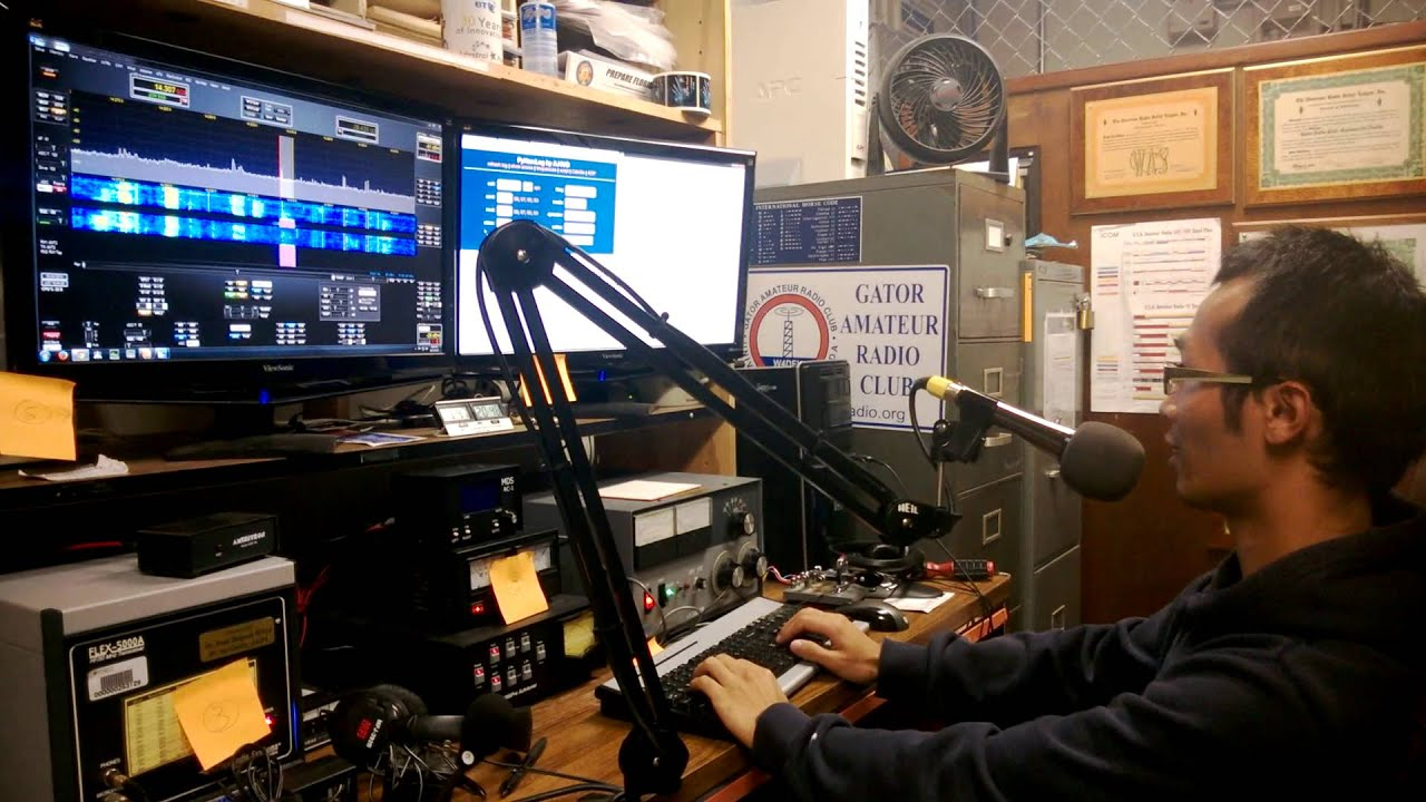Amateur Radio | Milluzzi Labs
