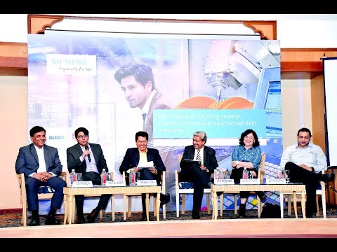 Siemens event Pune - Panel discussion