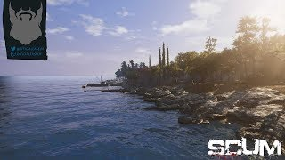 🔵 SCUM PC Gameplay Live Stream | Day Two: Not Dying