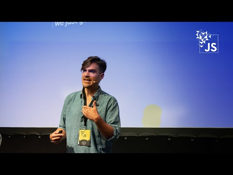 Accessibility Vs Latest Web APIs. Can't We Just Get Along? By Mauricio Palma | JSConf Budapest 2019