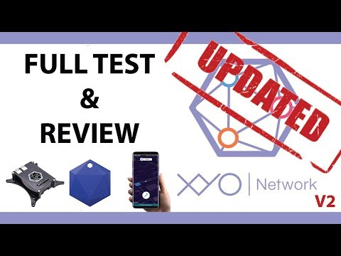 XYO FULL Test And Review Update 2.0