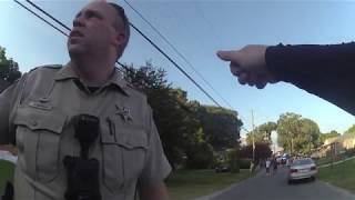 Body cam video from fatal Gaston County Sheriff