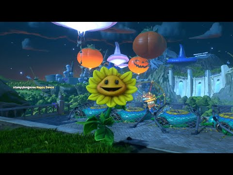 Plants Vs Zombies Battle For Neighborville - Halloween
