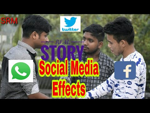 Social media effects!! SRM production!! Real story
