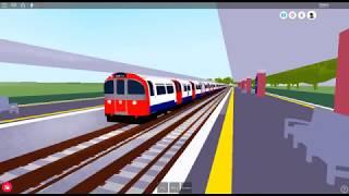 ROBLOX - MTG - Lonchester Subway Victor Line ride - Airport to Dellgate - 6/9/2019