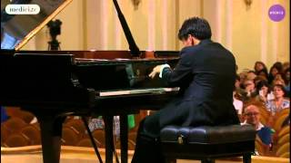 Liszt La Campanella by George Li #Tch15