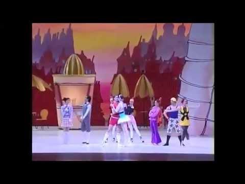 "Artem Yachmennikov. Ballet  ""Coppelia"", Dutch National Ballet (Amsterdam)"