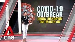 China lockdown over coronavirus: One month on