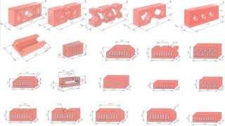 Размеры облицовочного кирпича(Видов облицовочного кирпича существует огромное количество, перечень наиболее распространенных моделей..., 2015-06-10T11:55:01.000Z)