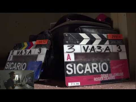 The Cinematography of Sicario