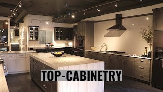 Kitchen Cabinetry for your home at Top-Cabinetry | #chicagosuburbslife