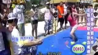 นั่งคร่อมผู้ชายให้น้ำแตก เกมโชว์จาก ญี่ปุ่น ขำๆ