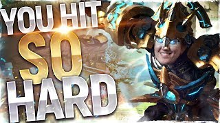 YOU ACTUALLY HIT SO HARD WITH THIS BUILD! - Smite