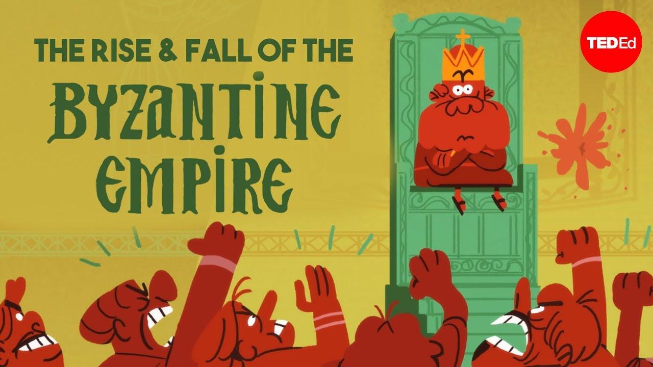 The Byzantine Empire 101: The Animated TextVook