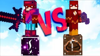 LUCKY BLOCK MÁS RARO vs LUCKY BLOCK MÁS MALO de MINECRAFT MODS | DAGAR64