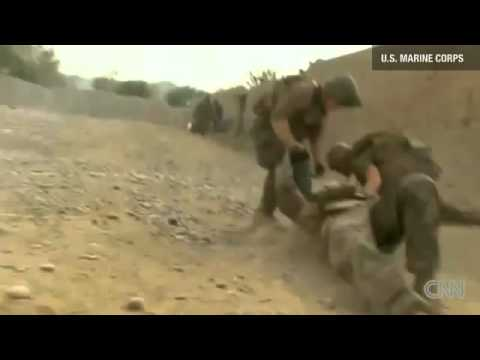 Taliban Attack On U.S. Troops Caught On Tape!