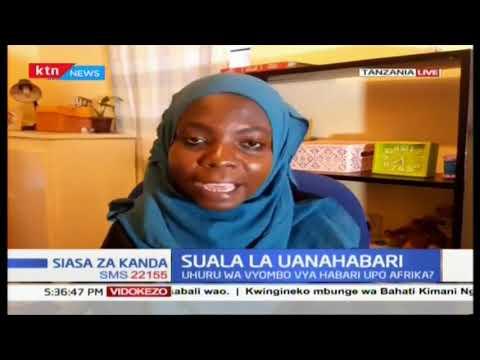 Suala la uanahabari Afrika (Sehemu ya Pili)|Siasa za Kanda