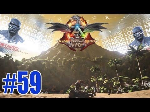 ARK : Survival of the Fittest #59 เกมล่าเกม ไปพร้อมฝรั่งอีก 2 คน
