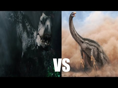Indominus rex vs Therizinosaurus: Who Would Win?