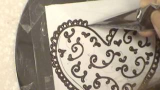 Repeat youtube video 【cotta】チョコプレートの作り方
