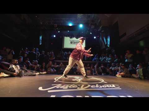 Demo Boogaloo Kin - Juste Debout Tour 2017 London