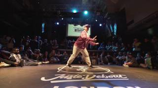 Demo Boogaloo Kin - Juste Debout Tour 2017 London