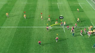South African Rugby Union coach discuss using Microsoft technology to make critical game decisions