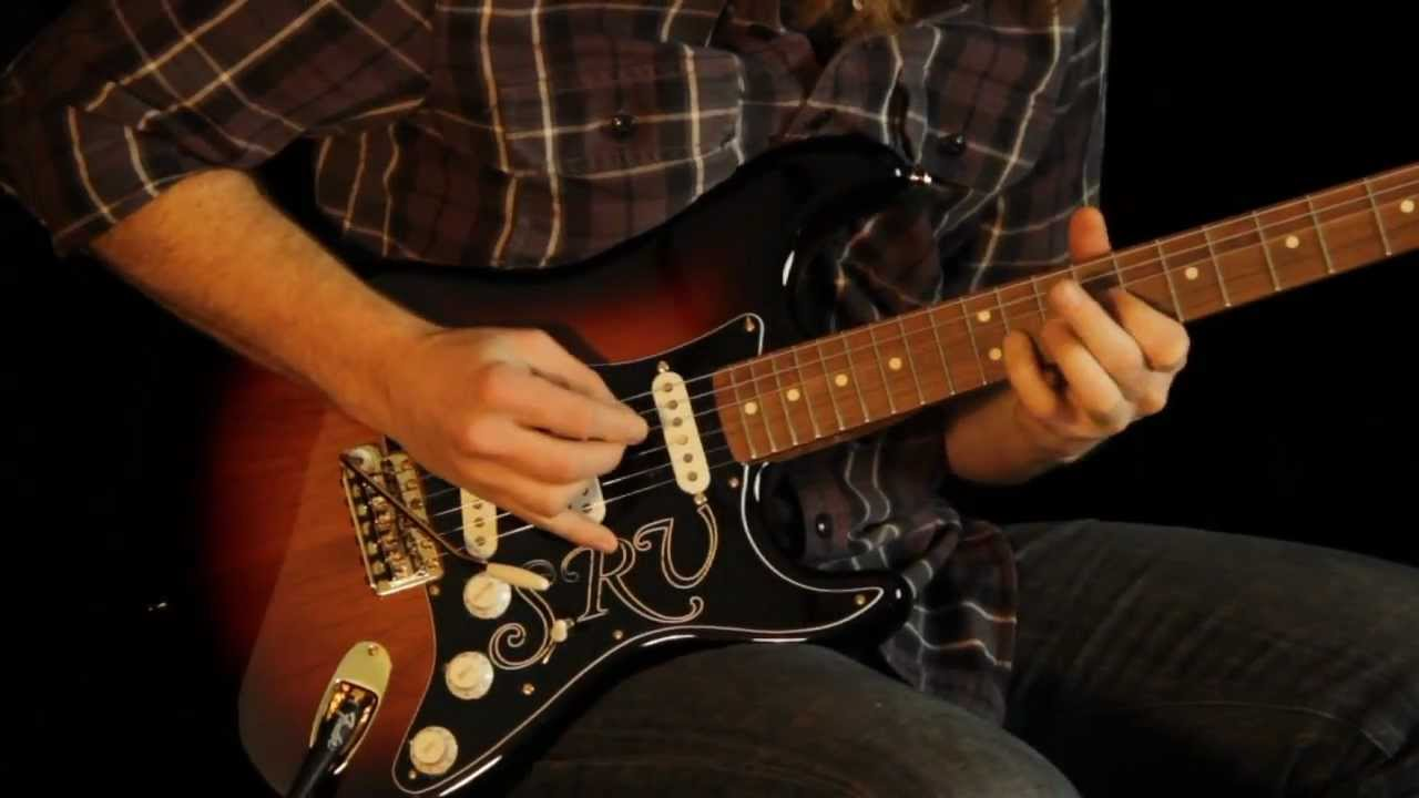 Fender Stevie Ray Vaughan Srv Stratocaster Tone Review And Demo On Soldering Loaded Pickguard Guitar Forum