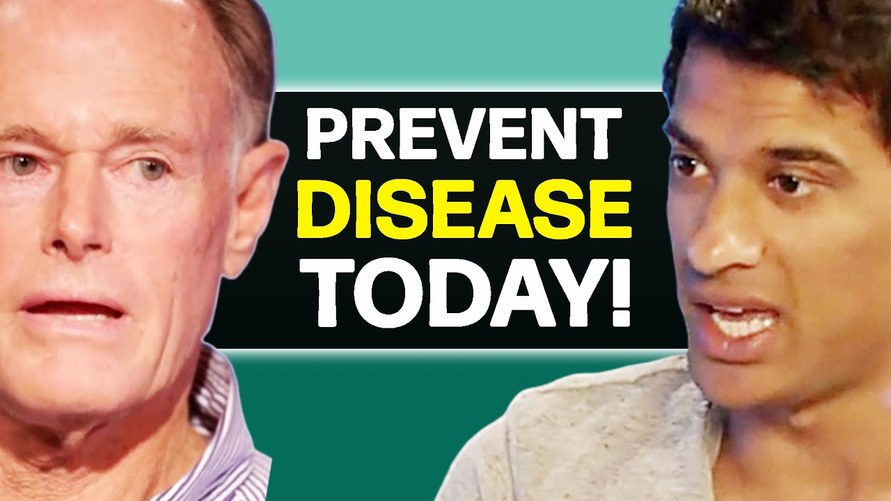 Download DO THIS To Make Disease DISAPPEAR! | David Perlmutter & Rangan Chaterjee